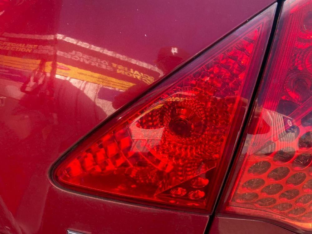 Peugeot 3008 Mk1 (ph1 T84) 09-2016 Rear/tail Light On Tailgate Drivers Side